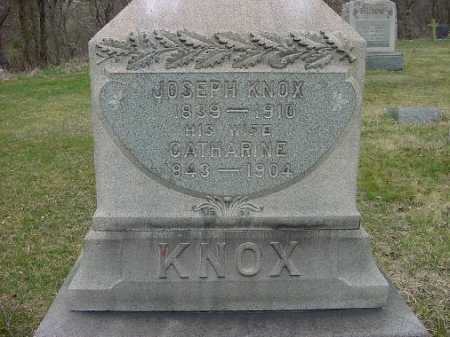 KNOX, JOSEPH - Carroll County, Ohio | JOSEPH KNOX - Ohio Gravestone Photos