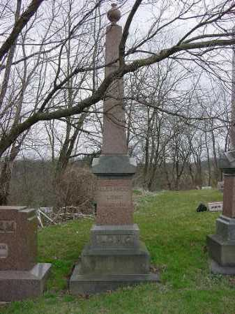 LONG, ALEXANDER MONUMENT - Carroll County, Ohio | ALEXANDER MONUMENT LONG - Ohio Gravestone Photos