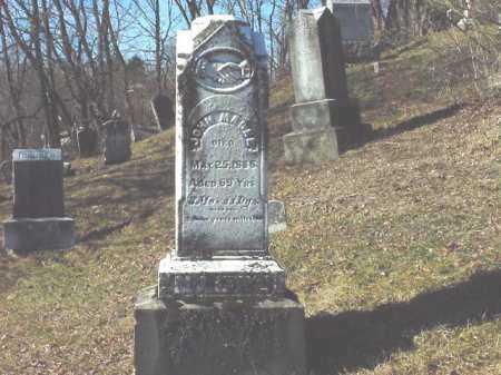 MAGEE, JOHN - Carroll County, Ohio | JOHN MAGEE - Ohio Gravestone Photos