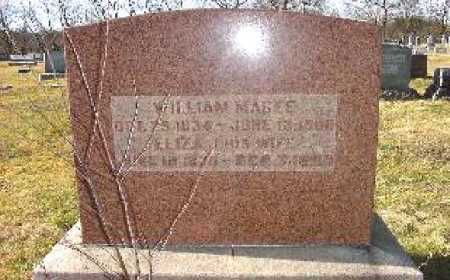MAGEE, WILLIAM - Carroll County, Ohio | WILLIAM MAGEE - Ohio Gravestone Photos