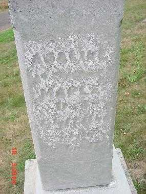 MAPLE, ADALINE - Carroll County, Ohio | ADALINE MAPLE - Ohio Gravestone Photos
