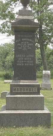 MARSHALL, ELI - Carroll County, Ohio | ELI MARSHALL - Ohio Gravestone Photos