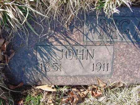 MCABIER, JOHN J. - Carroll County, Ohio | JOHN J. MCABIER - Ohio Gravestone Photos