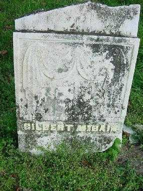 MCBAIN, GILBERT J. - Carroll County, Ohio | GILBERT J. MCBAIN - Ohio Gravestone Photos