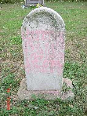 MCCLANE, MARTHA - Carroll County, Ohio | MARTHA MCCLANE - Ohio Gravestone Photos