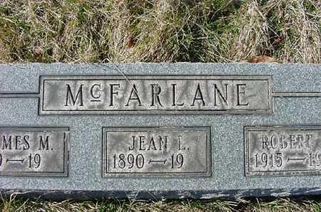 MCFARLANE, JEAN - Carroll County, Ohio | JEAN MCFARLANE - Ohio Gravestone Photos