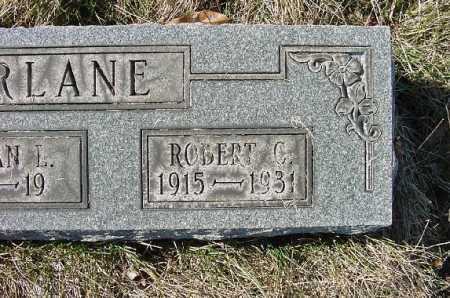MCFARLANE, ROBERT C. - Carroll County, Ohio | ROBERT C. MCFARLANE - Ohio Gravestone Photos