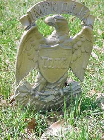 MCMASTERS, R. - Carroll County, Ohio | R. MCMASTERS - Ohio Gravestone Photos