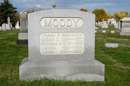 MOODY, LENA - Carroll County, Ohio | LENA MOODY - Ohio Gravestone Photos