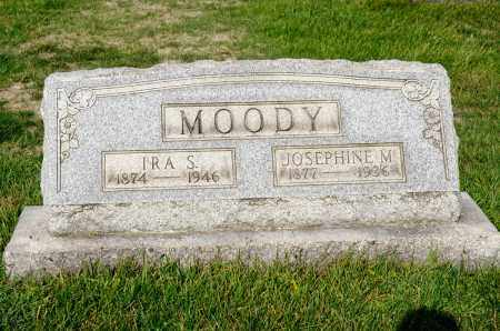 MOODY, IRA S. - Carroll County, Ohio | IRA S. MOODY - Ohio Gravestone Photos