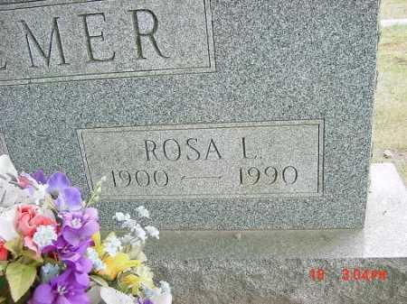 PALMER, ROSA L. - Carroll County, Ohio | ROSA L. PALMER - Ohio Gravestone Photos