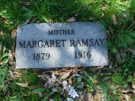 RAMSEY, MARGARET - Carroll County, Ohio | MARGARET RAMSEY - Ohio Gravestone Photos
