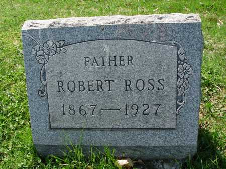 ROSS, ROBERT - Carroll County, Ohio | ROBERT ROSS - Ohio Gravestone Photos