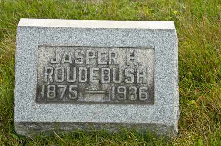 ROUDEBUSH, JASPER H. - Carroll County, Ohio | JASPER H. ROUDEBUSH - Ohio Gravestone Photos