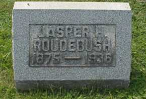 ROUDEBUSH, JASPER HARRISON - Carroll County, Ohio | JASPER HARRISON ROUDEBUSH - Ohio Gravestone Photos