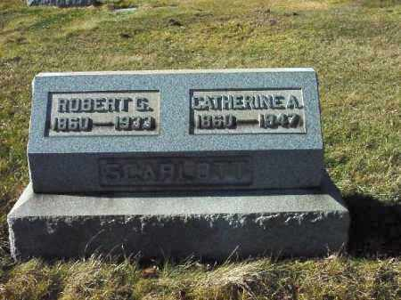 SCARLOTT, CATHERINE A. - Carroll County, Ohio | CATHERINE A. SCARLOTT - Ohio Gravestone Photos