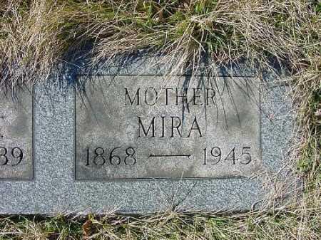 WILSON SHEPHERD, MIRA - Carroll County, Ohio | MIRA WILSON SHEPHERD - Ohio Gravestone Photos