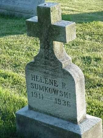 SUMKOWSKI, HELENE R. - Carroll County, Ohio | HELENE R. SUMKOWSKI - Ohio Gravestone Photos