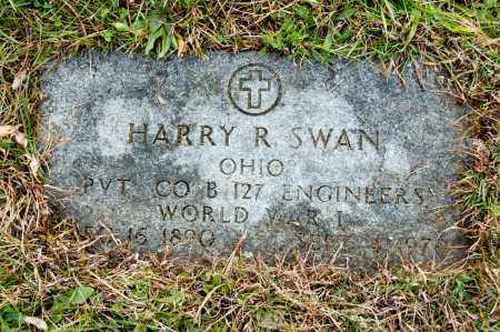 SWAN, HARRY R. - Carroll County, Ohio | HARRY R. SWAN - Ohio Gravestone Photos