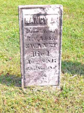 SWANEY, NANCY L - Carroll County, Ohio | NANCY L SWANEY - Ohio Gravestone Photos