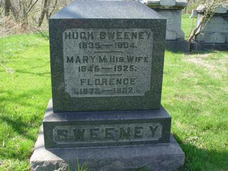 SWEENEY, HUGH - Carroll County, Ohio | HUGH SWEENEY - Ohio Gravestone Photos