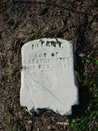 THOMPSON, INFANT SON - Carroll County, Ohio | INFANT SON THOMPSON - Ohio Gravestone Photos