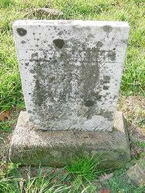 UNKNOWN, UNKNOWN #3 - Carroll County, Ohio | UNKNOWN #3 UNKNOWN - Ohio Gravestone Photos