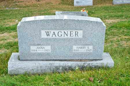 WAGNER, HARRY S. - Carroll County, Ohio | HARRY S. WAGNER - Ohio Gravestone Photos