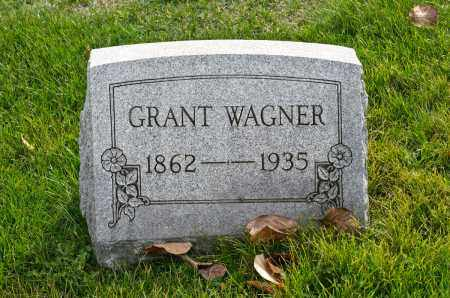 WAGNER, GRANT - Carroll County, Ohio | GRANT WAGNER - Ohio Gravestone Photos