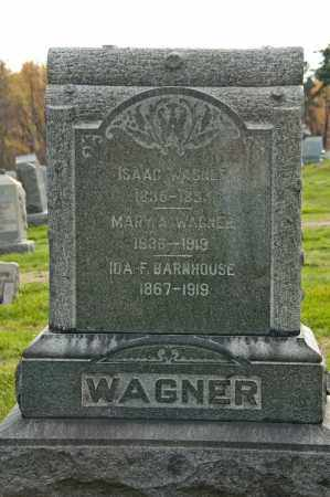 WAGNER, MARY ANN - Carroll County, Ohio | MARY ANN WAGNER - Ohio Gravestone Photos