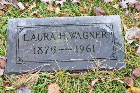 WAGNER, LAURA H. - Carroll County, Ohio | LAURA H. WAGNER - Ohio Gravestone Photos