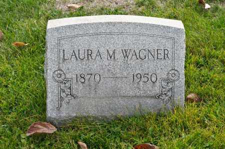 SEETON WAGNER, LAURA M. - Carroll County, Ohio | LAURA M. SEETON WAGNER - Ohio Gravestone Photos