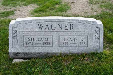 WAGNER, STELLA M. - Carroll County, Ohio | STELLA M. WAGNER - Ohio Gravestone Photos