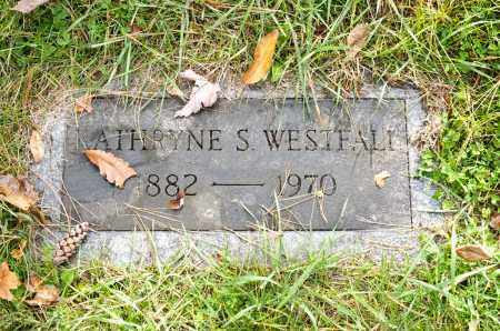 WESTFALL, KATHRYNE S. - Carroll County, Ohio | KATHRYNE S. WESTFALL - Ohio Gravestone Photos
