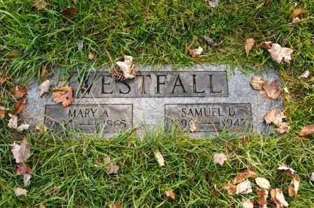 WESTFALL, SAMUEL D. - Carroll County, Ohio | SAMUEL D. WESTFALL - Ohio Gravestone Photos