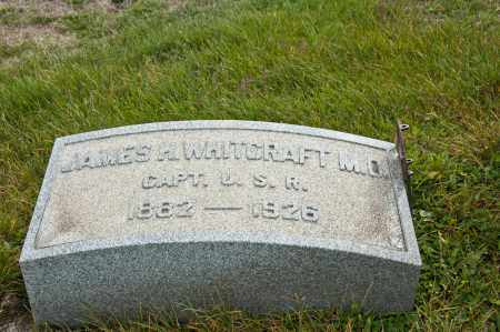 WHITCRAFT, JAMES H. - Carroll County, Ohio | JAMES H. WHITCRAFT - Ohio Gravestone Photos
