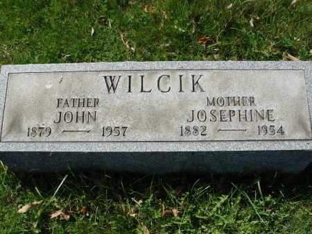 WILCIK, JOSEPHINE - Carroll County, Ohio | JOSEPHINE WILCIK - Ohio Gravestone Photos