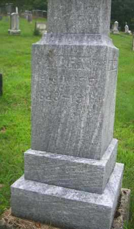 MCCLELLAND WILSON, MARY - Carroll County, Ohio | MARY MCCLELLAND WILSON - Ohio Gravestone Photos