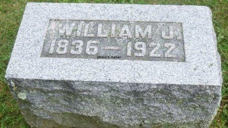 ABBOTT, WILLIAM J - Champaign County, Ohio | WILLIAM J ABBOTT - Ohio Gravestone Photos