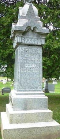ABBOTT, WILLIE - Champaign County, Ohio | WILLIE ABBOTT - Ohio Gravestone Photos