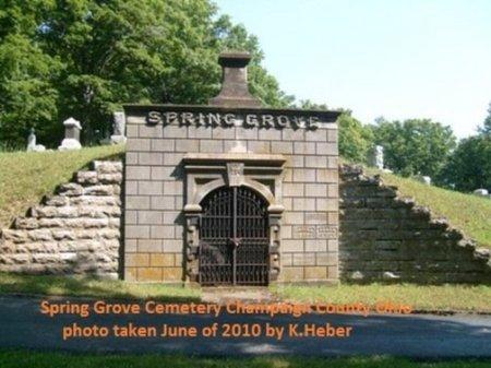 ADKINS, BABY GIRL - Champaign County, Ohio | BABY GIRL ADKINS - Ohio Gravestone Photos