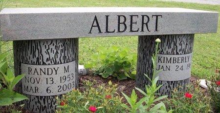 ALBERT, RANDY MARTIN - Champaign County, Ohio | RANDY MARTIN ALBERT - Ohio Gravestone Photos