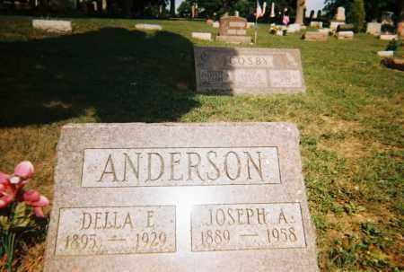ANDERSON, JOSEPH A. - Champaign County, Ohio | JOSEPH A. ANDERSON - Ohio Gravestone Photos