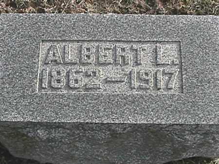 APPLE, ALBERT L. - Champaign County, Ohio | ALBERT L. APPLE - Ohio Gravestone Photos