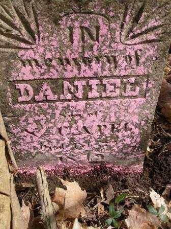 APEL, DANIEL - Champaign County, Ohio | DANIEL APEL - Ohio Gravestone Photos