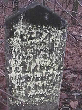 APPLE, EZRA - Champaign County, Ohio | EZRA APPLE - Ohio Gravestone Photos