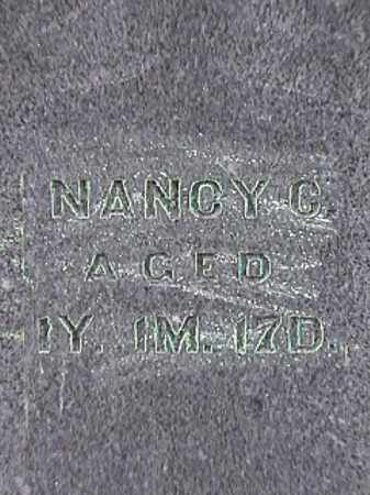 APPLE, NANCY C. - Champaign County, Ohio | NANCY C. APPLE - Ohio Gravestone Photos