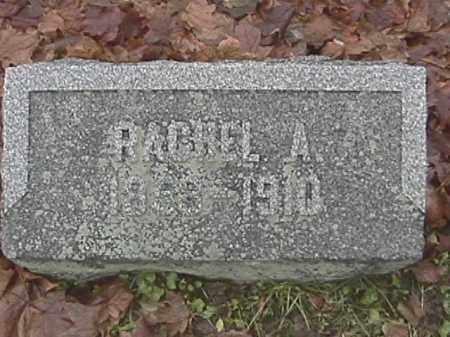 ARMBRUST, RACHEL A. - Champaign County, Ohio | RACHEL A. ARMBRUST - Ohio Gravestone Photos