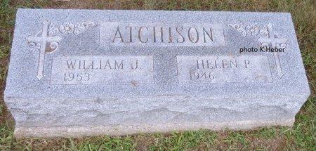 ATCHISON, HELEN P - Champaign County, Ohio   HELEN P ATCHISON - Ohio Gravestone Photos