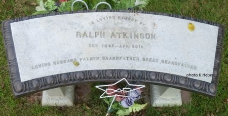 ATKINSON, RALPH KENNETH - Champaign County, Ohio | RALPH KENNETH ATKINSON - Ohio Gravestone Photos